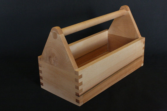 Hot Sale Solid Pine Wood Storage Holder Wood Packaging Box