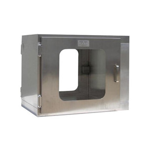 Clean Room 100 Electrical Stainless Steel Transfer Pass Box