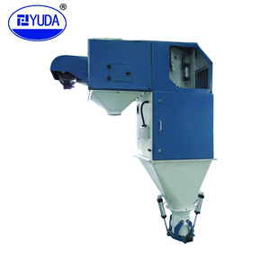 YUDA automatic feed pellet weighing and granule packing machine
