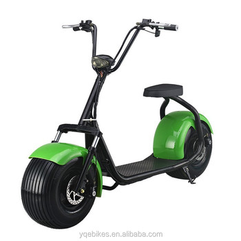 2 Big Wheel 1000W Electric Citycoco Motorcycle Auto Moto Electric Scooter Fat Tire Self Balance Adult Electric Scooters