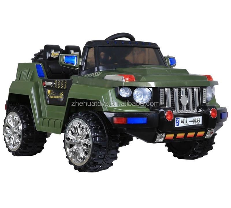 kids 12v electric car children battery jeep car ride on car 2014