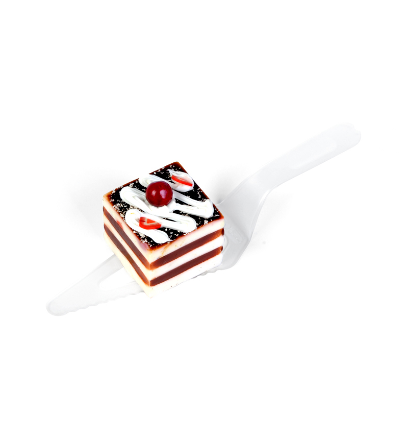 Sensational Unique Disposable Cutter Serving Wedding Birthday Plastic Cake Personalised Birthday Cards Bromeletsinfo