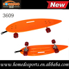 new style pp custom deck skateboard parts type skate longboard for sale