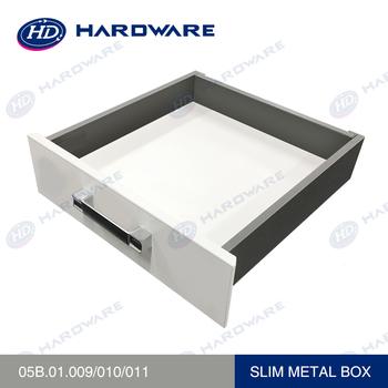 Hohe Qualität Dünne Metall Box Mit Normal/schwere Unterbau ...