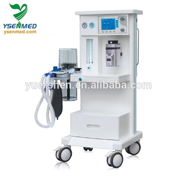 YS601B Guangzhou Cheap Surgical Portable Surgical Anesthesia Machine With Ventilator