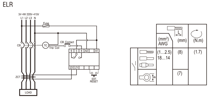 wiring diagram of earth leakage relay with Elr Efr 2 5 Electronic Leakage 2016742705 on How To Make Homemade Earth Leakage besides Star Delta Auto Trans Wiring Diagram Datasheet additionally 100 Circuit Diagram For Dol Starter With Hold On Contact further Dc 3 Pole Breaker Wiring Diagram furthermore Electric Motor Wiring Diagram Heater.