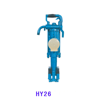 Factory direct sale Hongwuhuan HY26A pneumatic handheld jack hammer for blastholes