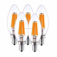 6w e12 led candelabra base replace 60 watt candelabra bulbs led