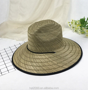 Custom Lifeguard Straw Hat 2a44fd46e2ea