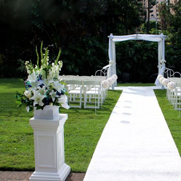 Ceremony Column Wedding Flower Pillar For Sale
