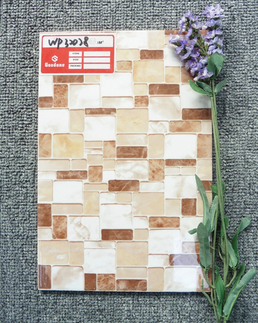 20x30 Style Selections Porcelain Tile,Exterior Wall Tile,Glazed ...