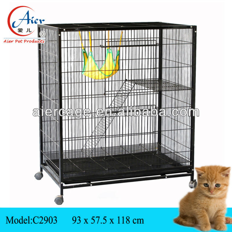 pet product metal outdoor cat house