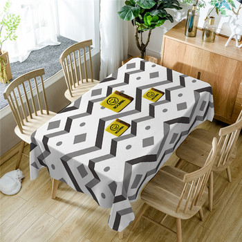 Best price oil proof table cloth,popular design table cloth for home decor