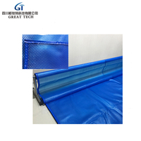 Outdoor water pool cover pool swimming used winter pool cover
