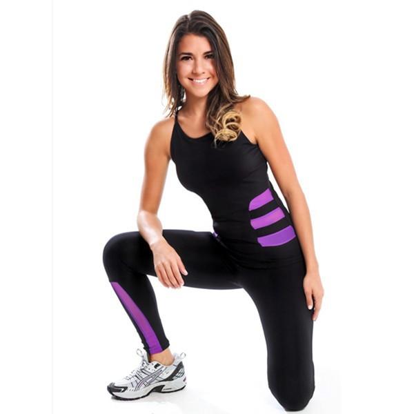 Women S Sports Fitness Clothing: /spandex Supplex Personalizzati Donne Abbigliamento