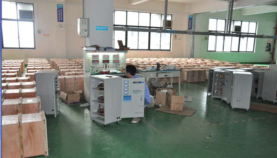 Sbw 200kva Avr Ttn Compensating Type 3 Phase Automatic Voltage ...