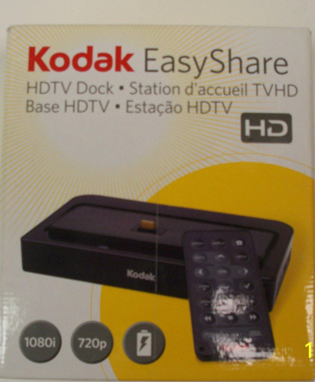 Kodak 8951956 EasyShare HDTV Dock (Black)