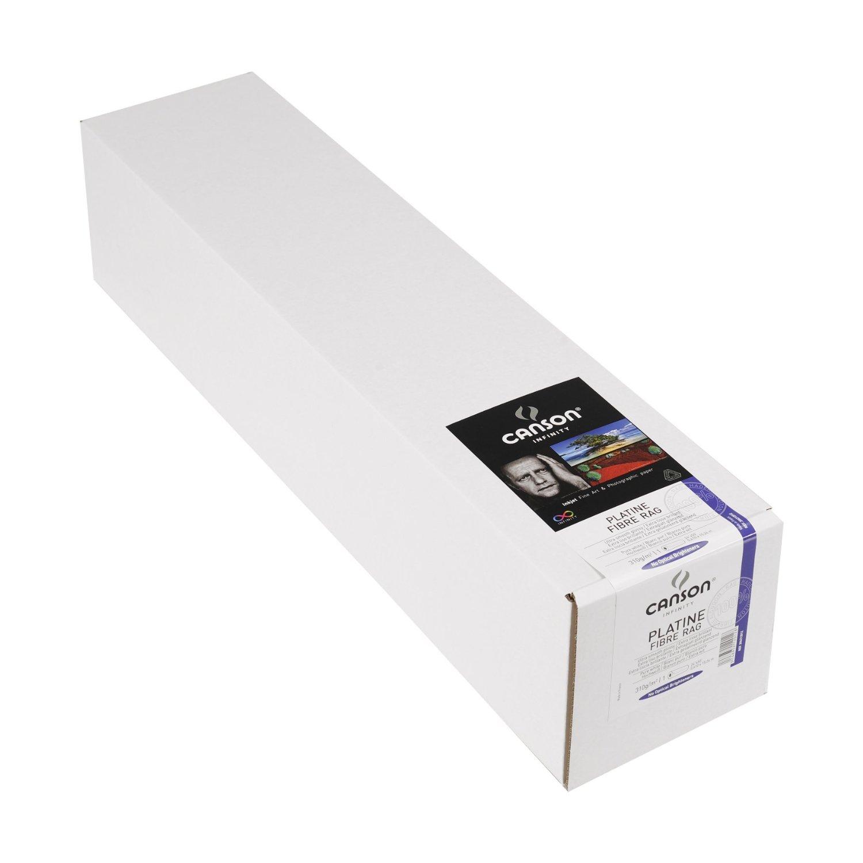 "Canson Infinity Platine Fibre Rag Art Paper, 24""X50' Roll"