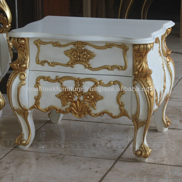 Antique bedside tables white painted racoco bedside with gilded antique bedside tables white painted racoco bedside with gilded carving buy antique bedside tablesantique bedroom furnituremahogany bedside table watchthetrailerfo