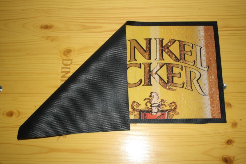 Rubber Bar mats, custom size and print counter mat made in china plastic manufacturing factory