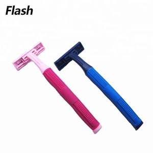 Colorful Women Shaving Use Lady Razor For Hair Remove