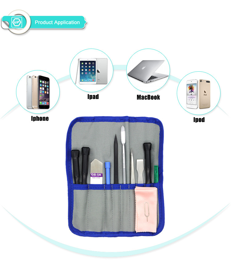 12PCS Mobile Phone Repair Tool For iPhone Repair Tool Kit