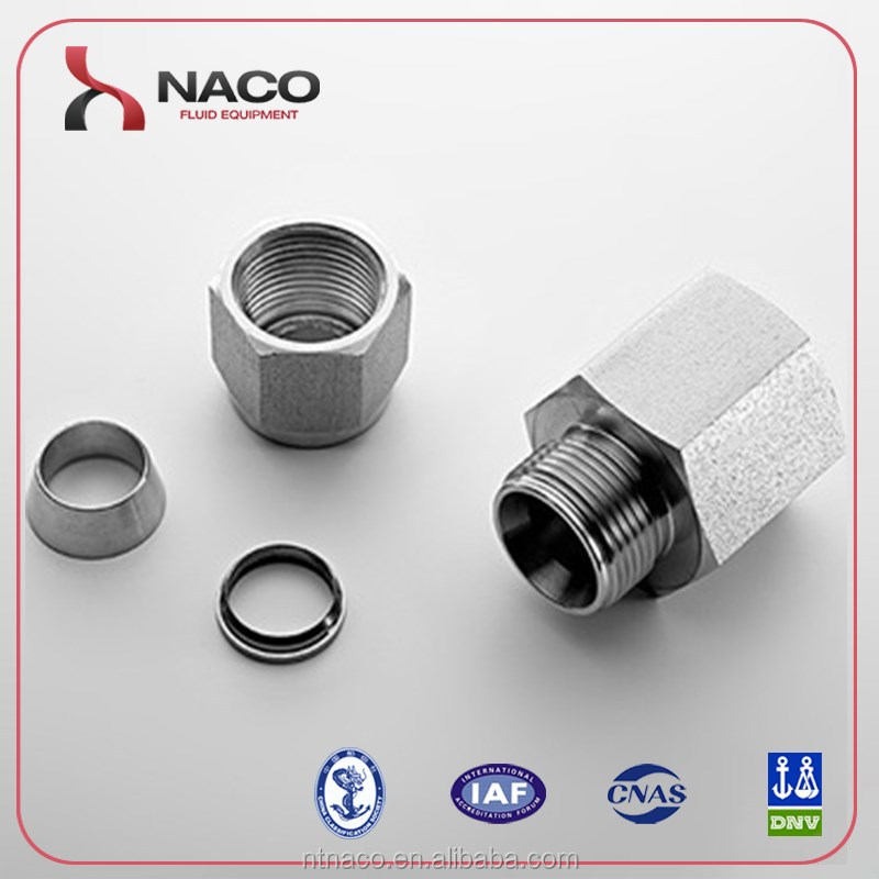 Stainless Steel Female Liquid Tight Connector