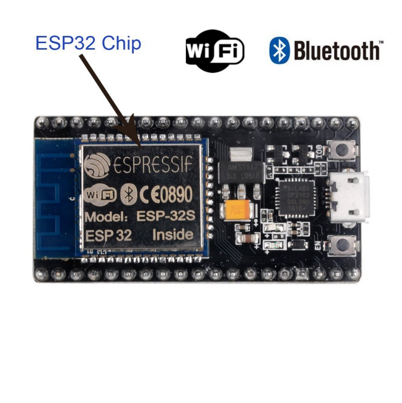 3d Printer Consumables Computers/tablets & Networking Esp32 Module Wifi Bluetooth Dual-mode Dual Core Cpu Esp-wroom-32 Module Esp-32s Quality And Quantity Assured