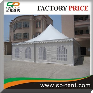 10x10 new design cheap wedding party tent for event and meeting