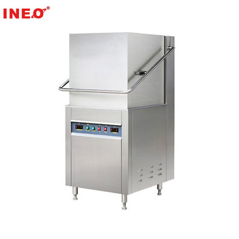 INEO Restaurant Hood Type Commercial Dishwasher(INEO are professional on commercial kitchen project)