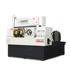 Hot sale factory price High speed hydraulic screw Thread rolling machine with CE
