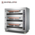 Commerical Gas Food Deck Oven 1 Tray for Cake and Bread