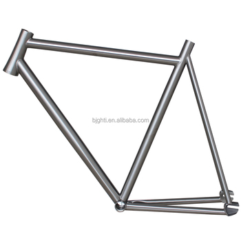 Comeplay Custom Titanium Single Speed Fix Gear Bike Bicycle Frame ...