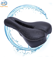 High Quality Customized Leather Bicycle Saddle Seat Road Bicycle Saddle