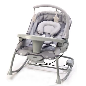 Schommelstoel Met Trilfunctie.Patent En Unieke 4 In 1 Baby Bouncer Bed Schommelstoel Met