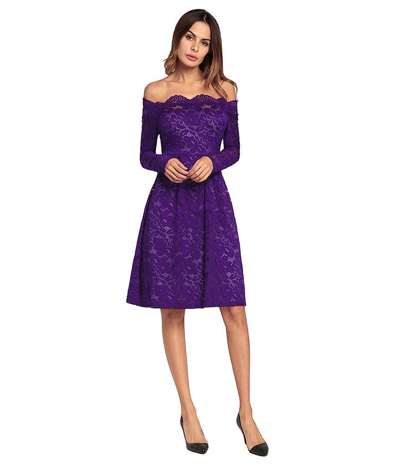 Venta al por mayor combinar un vestido rojo-Compre online los ...