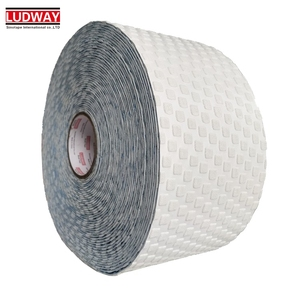 Best Quality Cheap Price Detectable Highly Reflective Profiled Pavement Warning Tape