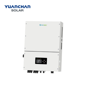 YuanChan On Grid Tie Solar Inverter Three Phase 10kw 15kw 20kw for Industrial Solar Power System
