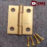 DIMI 1inch 2inch 304 stainless steel/brass hinge ,bisagras for frame connect and furniture hardware A403