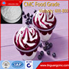 Organic Chemical Food Grade CMC Cellulose Powder for Ice Cream and Soft Drink