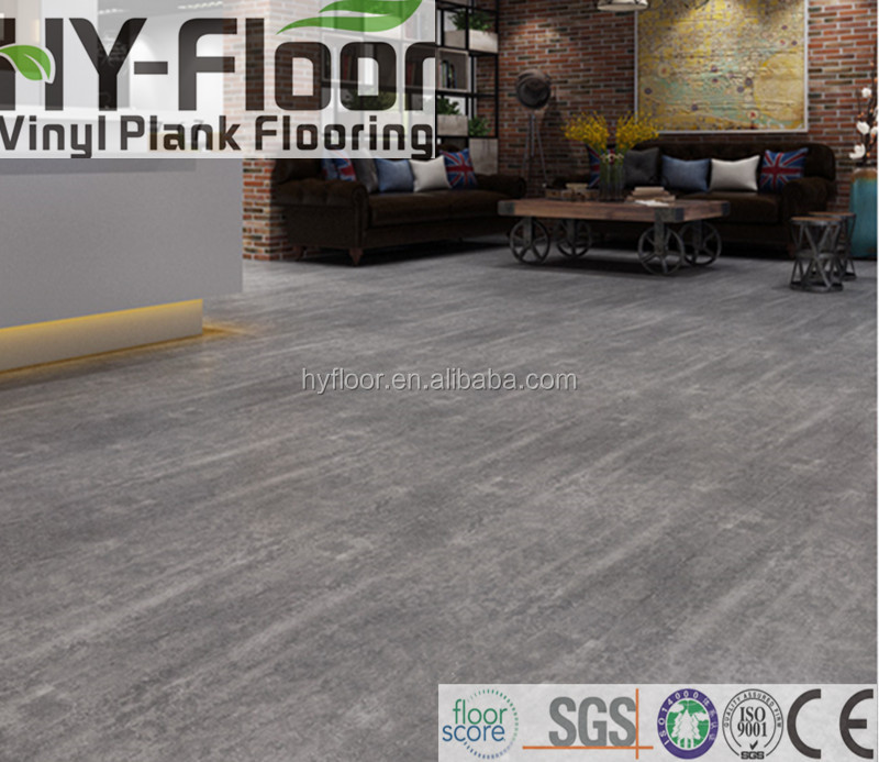 high quality resonable price loose lay vinyl flooring