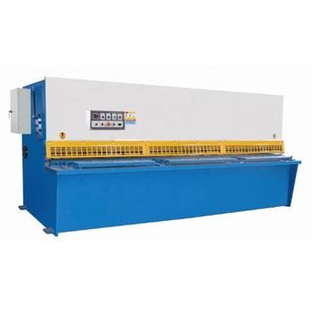 QC12Y Sheet metal shearing cutting machine price