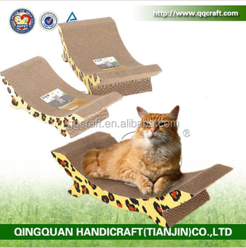 Kitty Couch Cat Scratching Pad Sofa Bed Protect Your Furniture