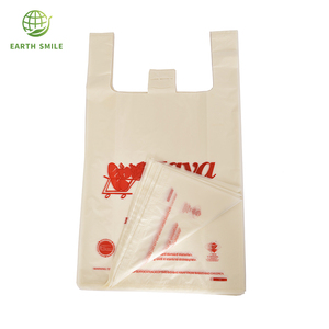 100% Nature Food Grade Biodegradable Corn Starch Plastic Bags Biodegradable Bag