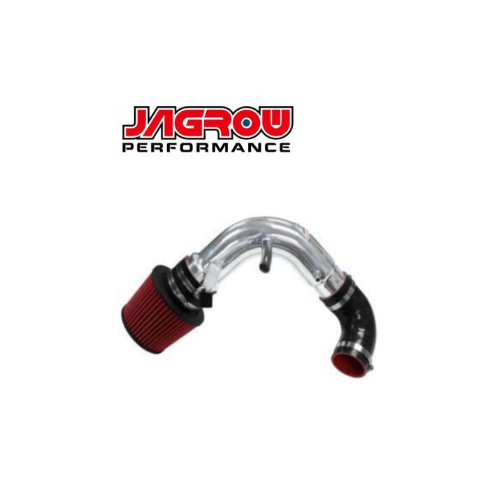90-93 Integra GSR GS LS Performance Cold Air Induction Intake Filter System BLK