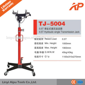0.5T Hydraulic Single Transmission Jack Model# AP-TJ-5004