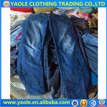 used clothing for africa blue jeans the china Used factory clothing guangzhou