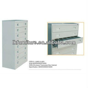 Metal Type Cd Storage With 6 Or 8 Drawers Buy Cd Storage