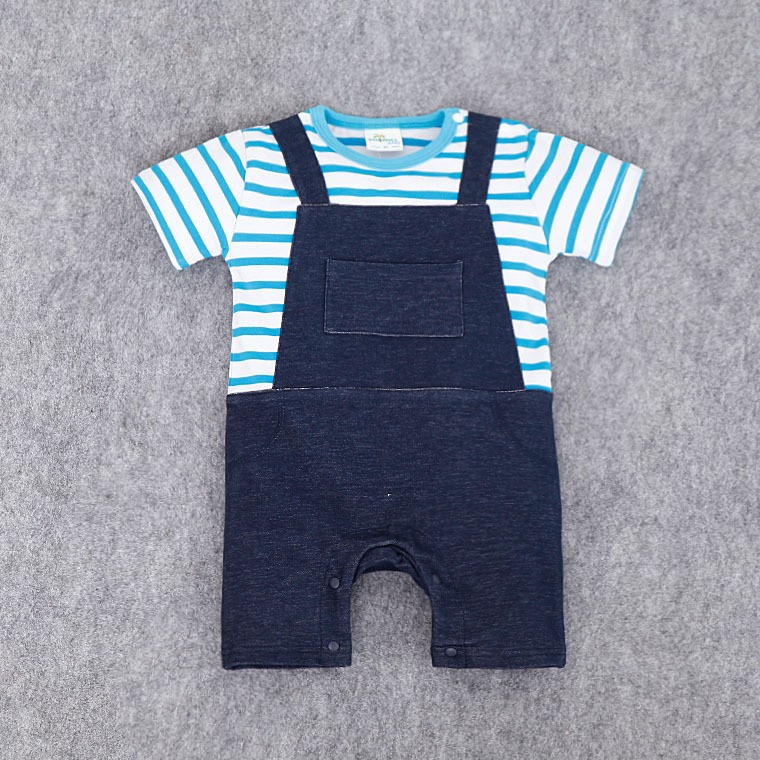 Newborn Infant Baby Romper Kids Bodysuit Clothes Wholesale Baby Clothing Made In China