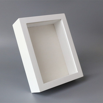 Wholesale Black White 8x8 8x10 12x12 3d Shadow Box Frame Buy